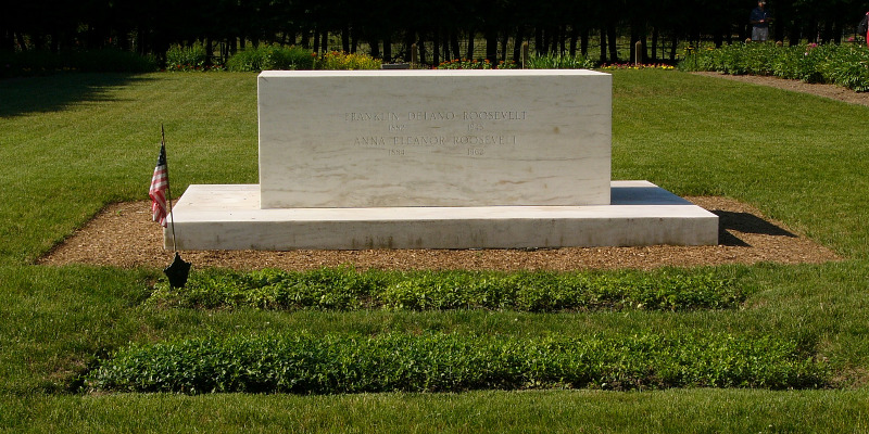 Grave of the Roosevelts