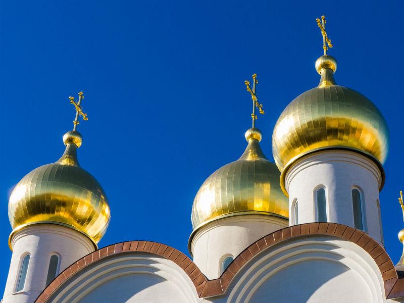 eastern orthodox church dome