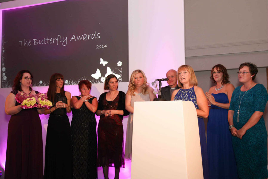 butterfly awards winners 2014