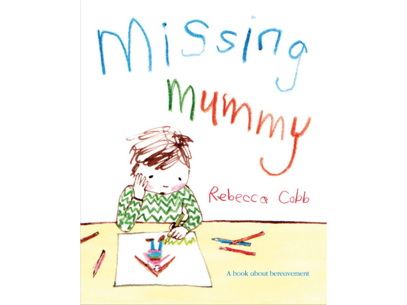 book cover, Missing Mummy
