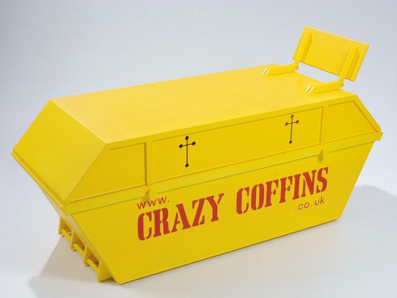 Crazy Coffins skip