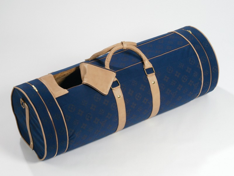 Crazy Coffins duffel bag
