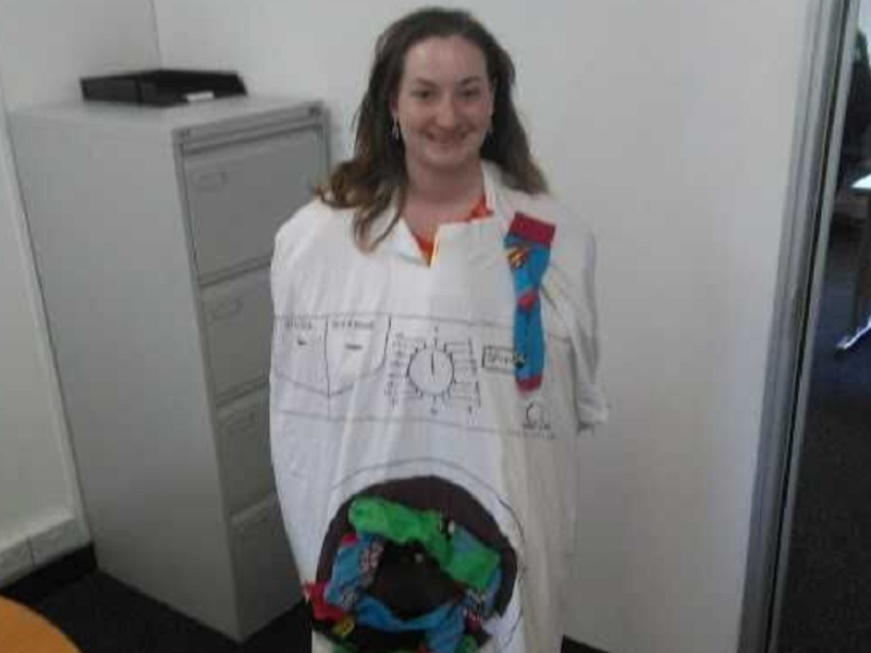 washing machine outfit