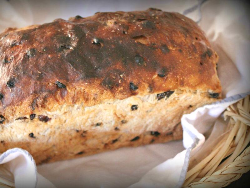 Irish wake cake
