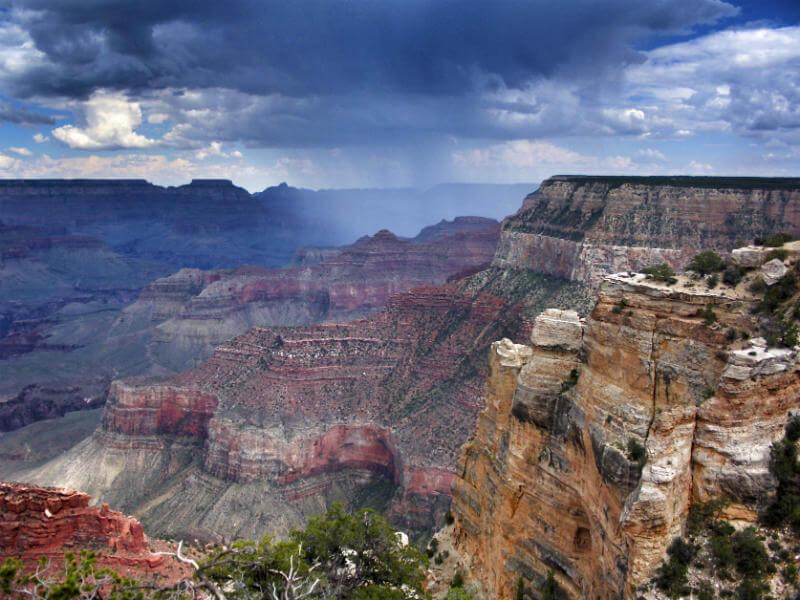 Grand Canyon on a world trip