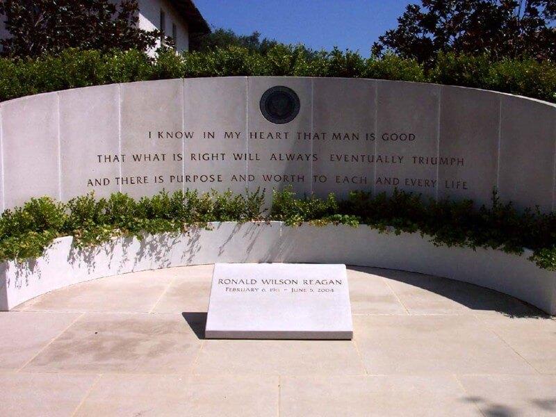 Photo of Ronald Reagan Memorial