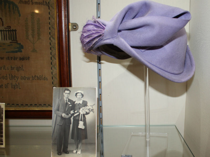 A felt hat that reminded a grieving mother of her daughter