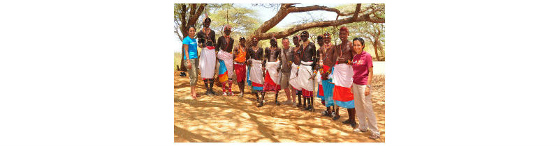 The Ewaso Lions project in northern Kenya