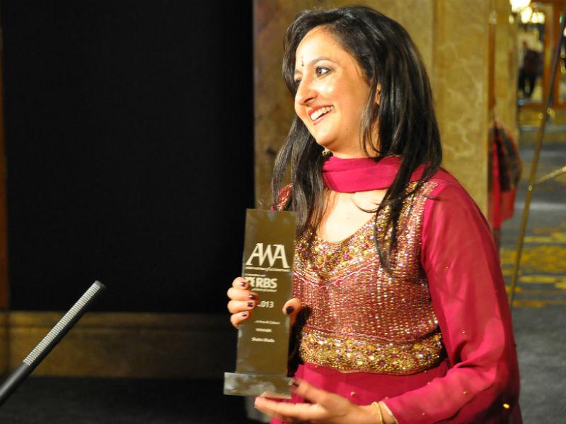 Just Jhoom! founder Shalini Bhalla