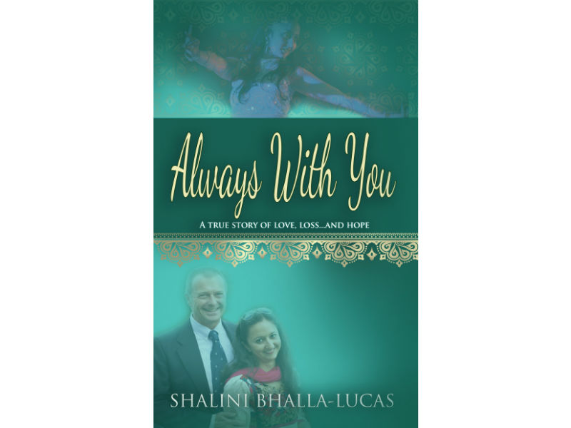 Always With You, a book by Shalini Bhallaa