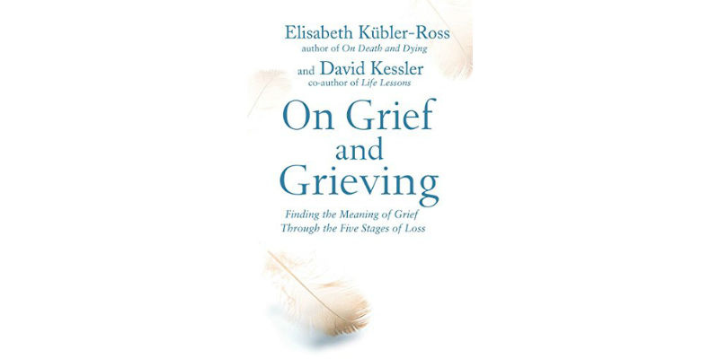 on grief & grieving book jacket