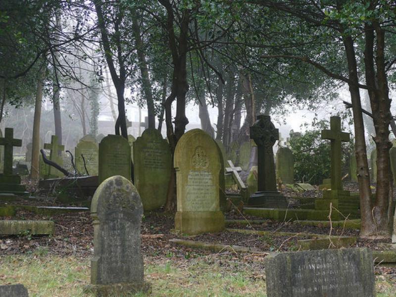 brighton extra mural cemetery