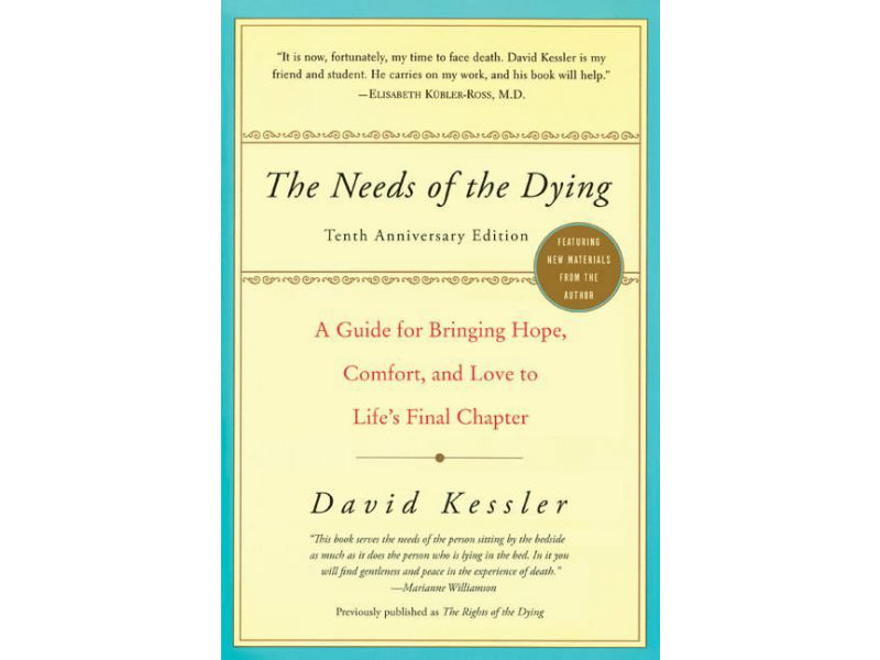 needs of the dying book