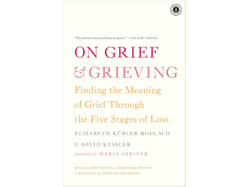 on grief & grieving book