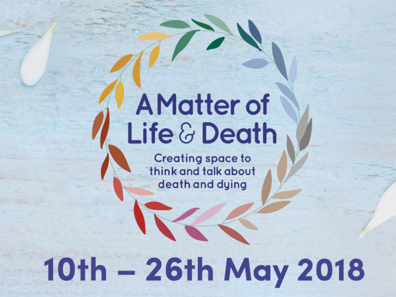 brum yodo matters of life & death poster