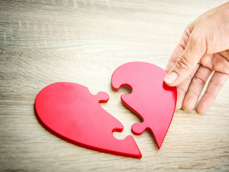 Bereaved dads Father's Day- broken heart