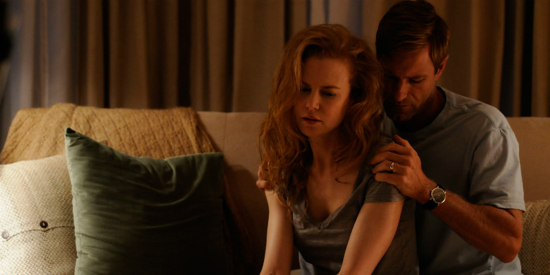 Nicole Kidman and Aaron Eckhart as bereaved parents in Rabbit Hole