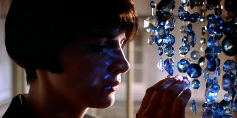 Juliette Binoche in Three Colours: Blue as Julie