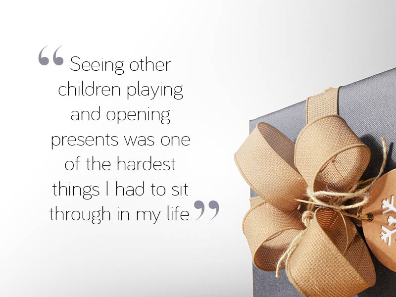 Losing a  loved one at Christmas and coping with grief at Christmas quote 7