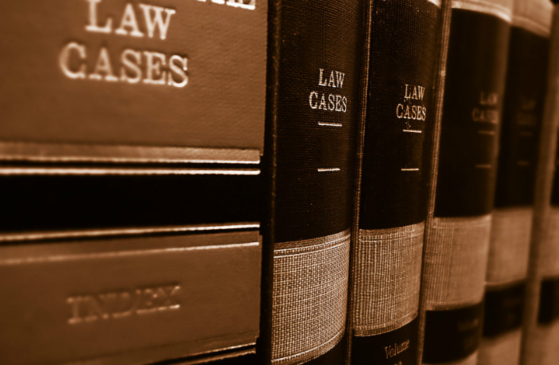 Books on law