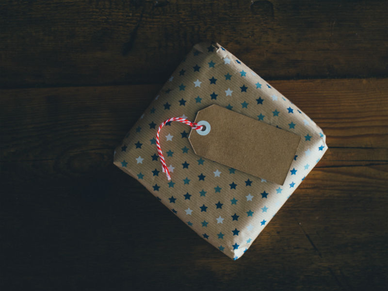 grief-in-six-words - unopened gift