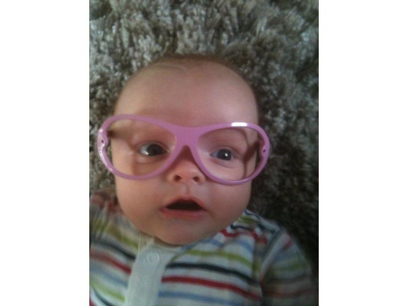 Nicole's baby Ben